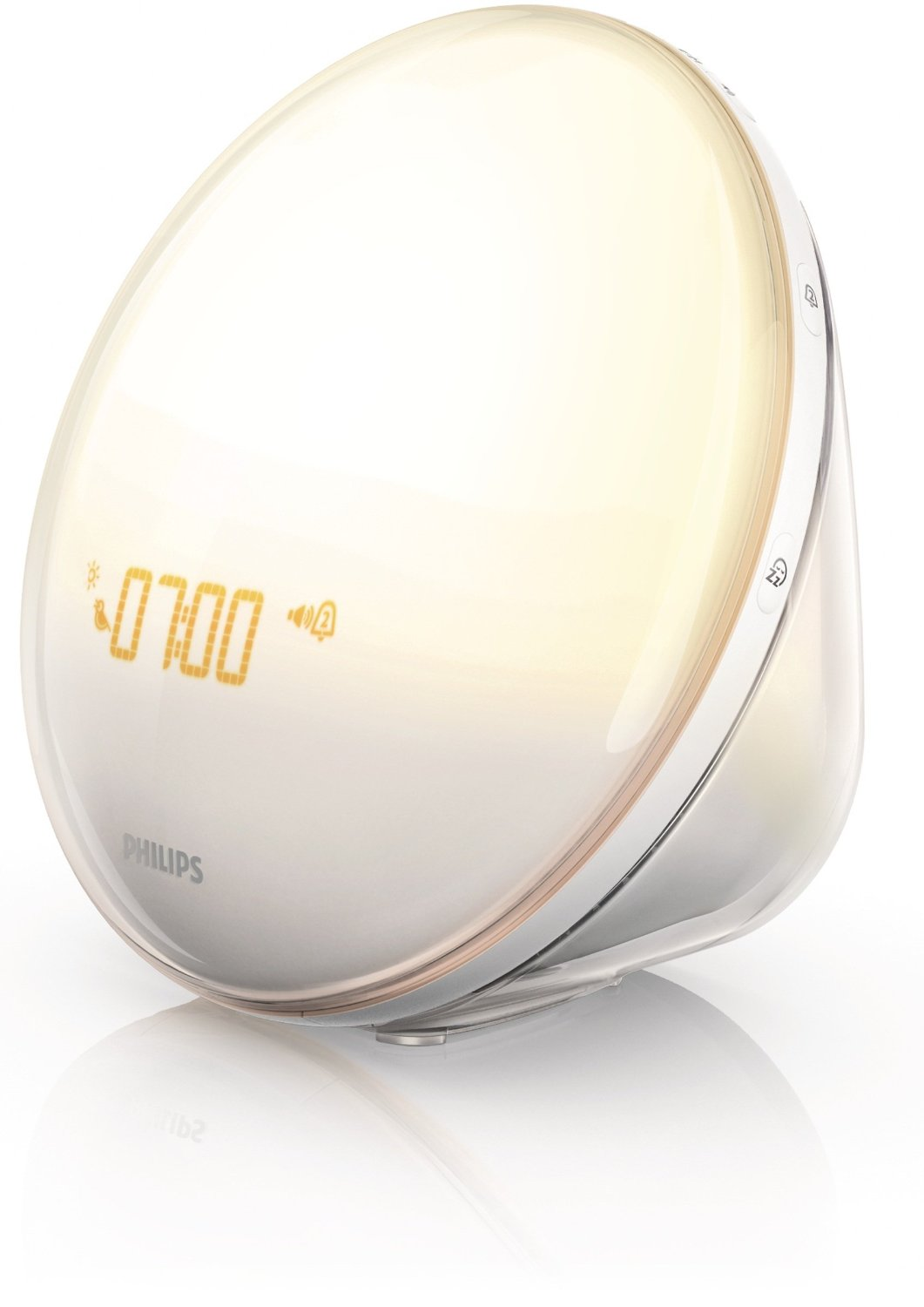 The Philips HF3520 Wake-Up Light With Colored Sunrise Simulation